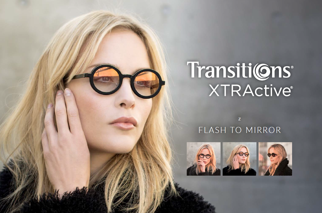 Transitions Xtractive Flash Mirror