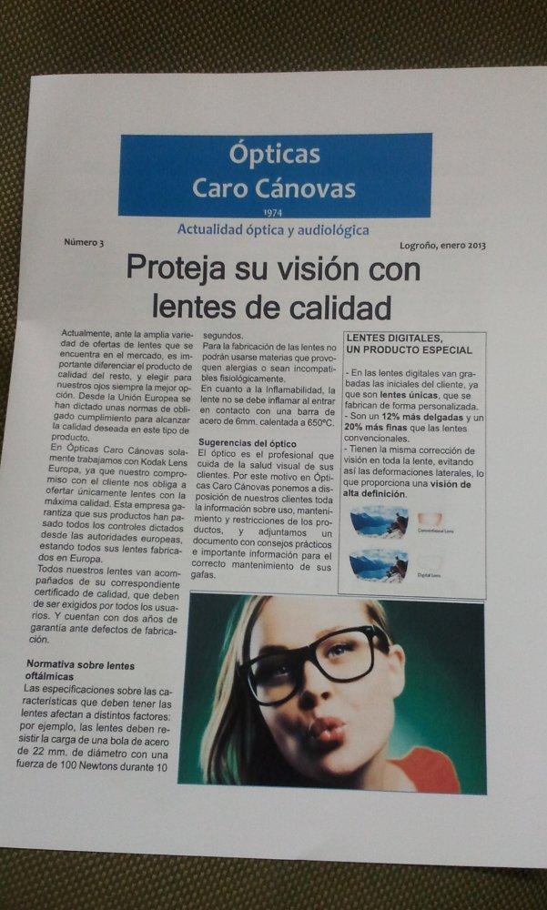 Caro Canovas enero